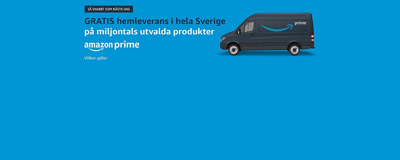 Prime är nu i Sverige