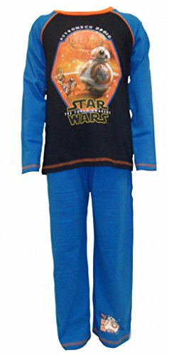 Star Wars The Force Erwacht BB-8 Boy-Pyjamas 5-6 Jahre