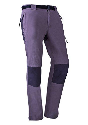 IZAS Escort Pantalon Homme, Pierre/Gris Fonce, FR : M (Taille Fabricant : M)