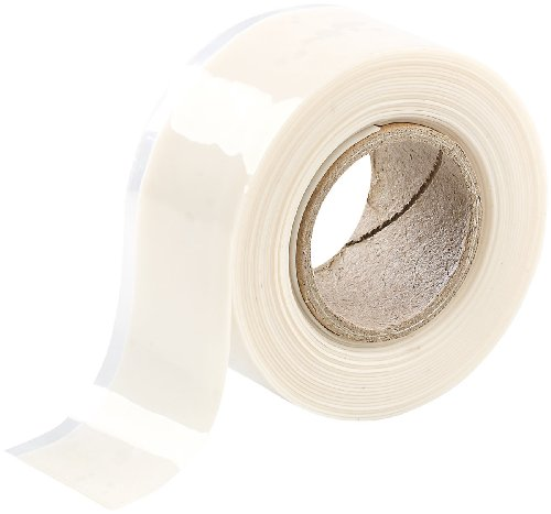 AGT Silikonband: Selbstklebendes Abdichtband, 3 Meter, weiß (Silikonband selbstklebend)