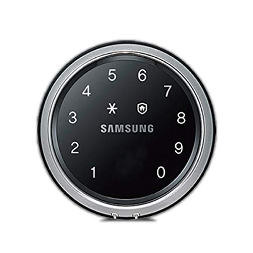 Samsung SHS-D607XMK Digital Door Lock, SHS-D607, Rim Lock, Touchscreen, Keyless