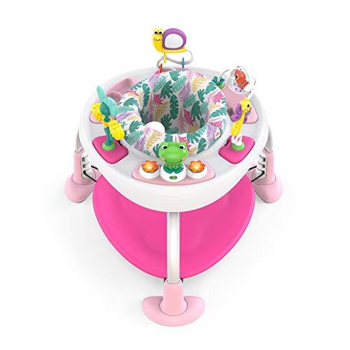 Bright Starts, Saltador y Mesa de Actividades Bounce Bounce Baby 2 en...