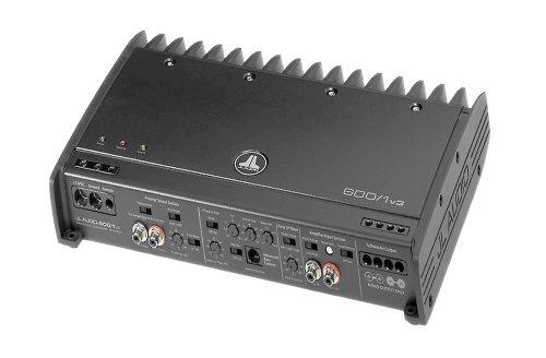 JL Audio Slash 600/1v3 Mono subwoofer car amplifier 600Watts RMS x 1