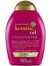 Ogx Anti Breakage Keratin Oil Conditioner, 385 ml
