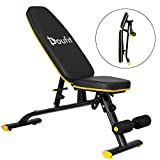 Best Folding Workout Benches - Adjustable Weight Bench, Doufit WB-01 Foldable Exercise Bench Review