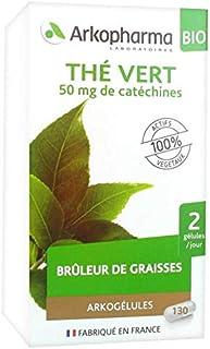 Arkopharma Arkocaps Organic Green Tea 130 Capsules