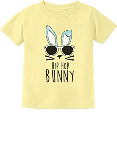 A Bunny Shirt is a cute Easter basket stuffer for a toddler