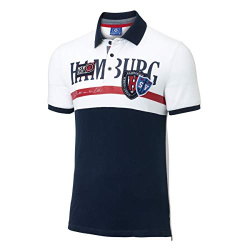 Hamburger SV Poloshirt Henning Gr. S HSV