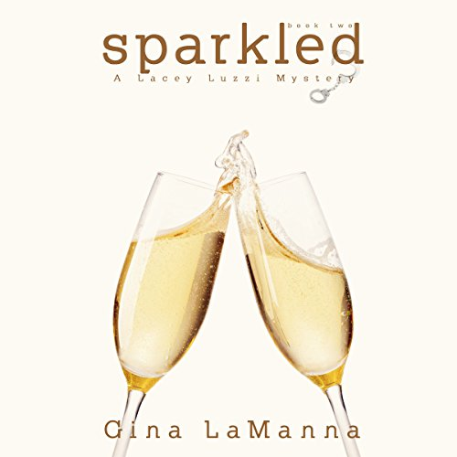 Sparkled audiobook cover art