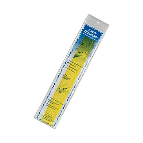 Lowest Prices! Ruler, 12 in, Transparent Yellow (Update Version)