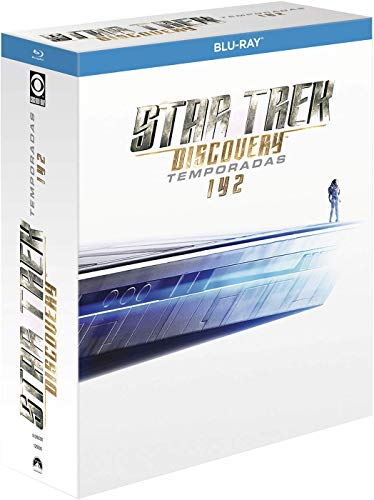Pack 1-2: Star Trek Discovery (BD) [Blu-ray]