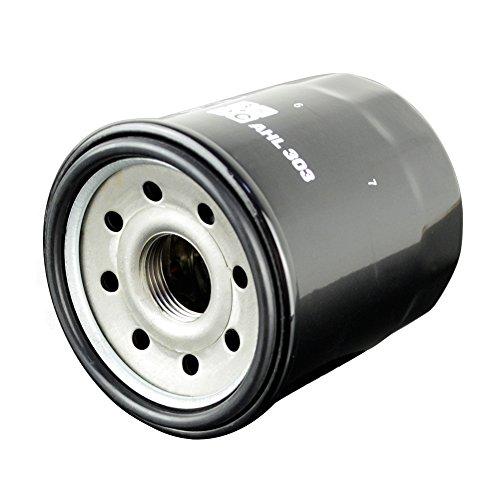AHL 303 Oil Filter for Yamaha YXR660 Rhino 660 2004-2006 YFM400 KODIAK 400 AUTO 2X4 2000 2001 2003 YFM400 KODIAK AUTO 4X4 2000-2006 YFM400A YFM400F KODIAK 2002