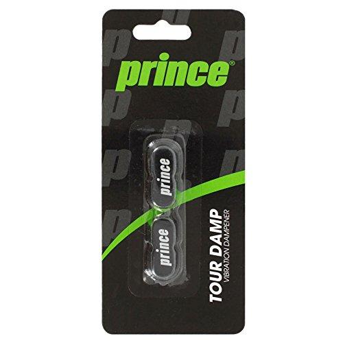Prince 7H153020-bk - Set di 2 racchette Tour Damp, colore: Nero