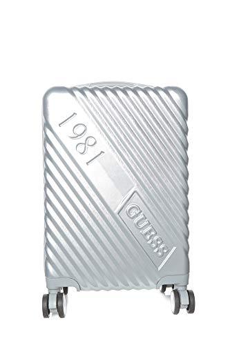 Guess 1 , Koffer Silber silber 55x39,5x20 cm.