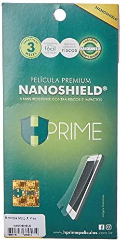 Pelicula HPrime NanoShield para Motorola Moto E5 Plus, Hprime, Película Protetora de Tela para Celular, Transparente