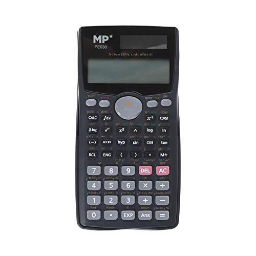 MP - Calculadora Científica con 401 Funciones - Negra ⭐