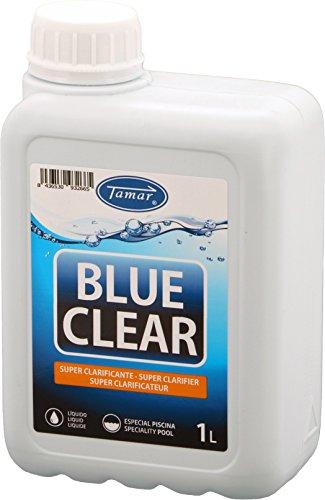 Tamar Blue Clear Super Clarificante Floculante 1 Litro