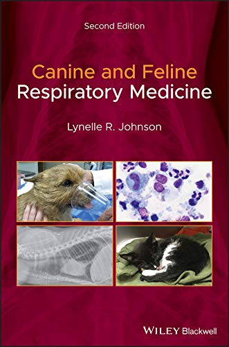 Compare Textbook Prices for Canine and Feline Respiratory Medicine 2 Edition ISBN 9781119482284 by Johnson, Lynelle R.