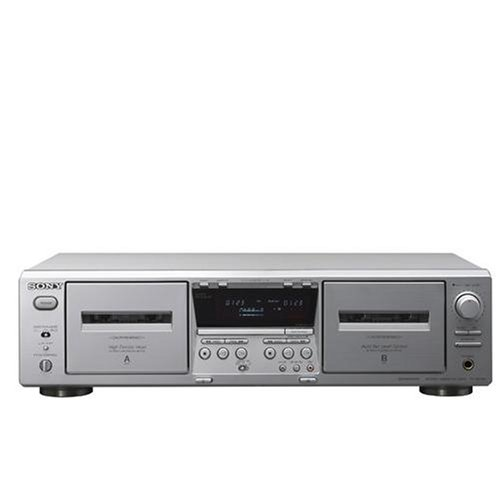 Sony TC-WE 475 SJ Doppel-Kassettendeck