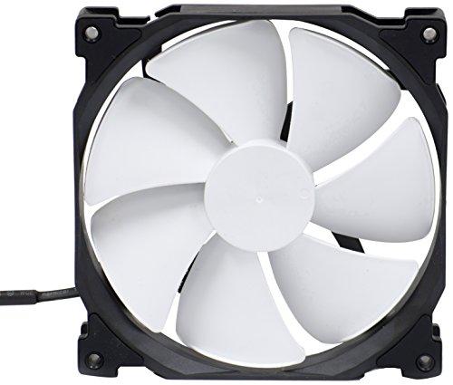 Phanteks PH-F140MP_BK - Ventilador de PC (Carcasa del Ordenador, Ventilador, 14 cm, 500 RPM, 1600 RPM, 17 dB)