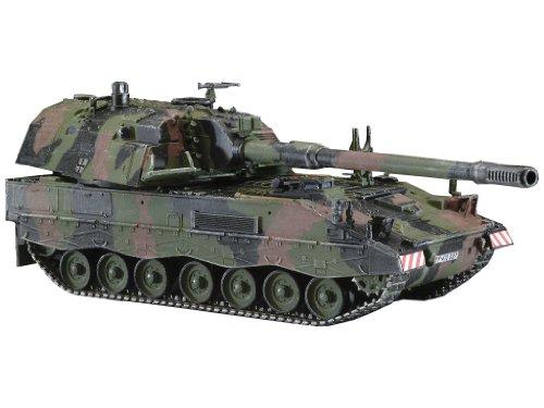 Revell Modellbausatz Panzer 1:72 - Panzerhaubitze 2000 im Maßstab 1:72, Level 4, originalgetreue Nachbildung mit vielen Details, 03121