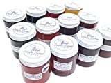 Jam & Jelly Gift Set - Assorted Unusual Jams & Jellies 12-pack - Made in West Virginia