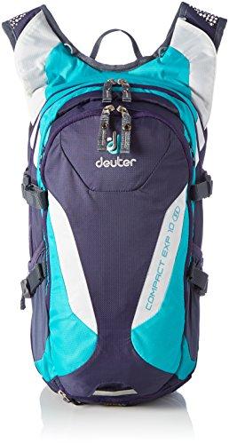 Deuter Compact EXP 10 SL 3200115-32070 Blueberry/Mint - 10 Liter