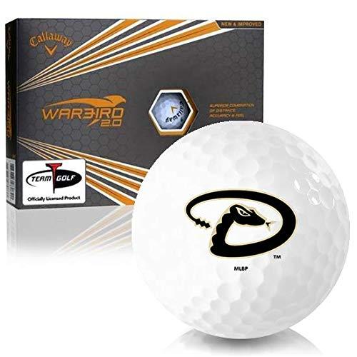 Callaway Golf Warbird 2.0 Arizona Diamondbacks Golf Balls