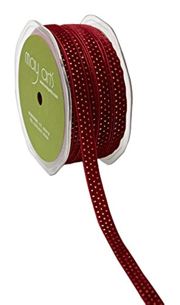 May Arts Ribbon 3/8