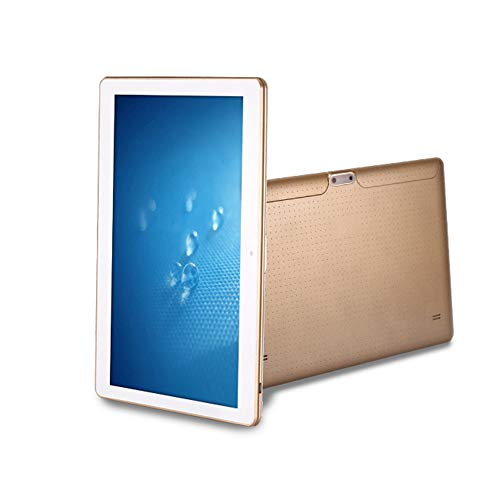tablet PC 10 Pulgadas HD IPS Pantalla Quad-Core Android 6.0 PC Estudiante PC RAM 1GB + 16GB, 2GB + 32GB Doble cámara