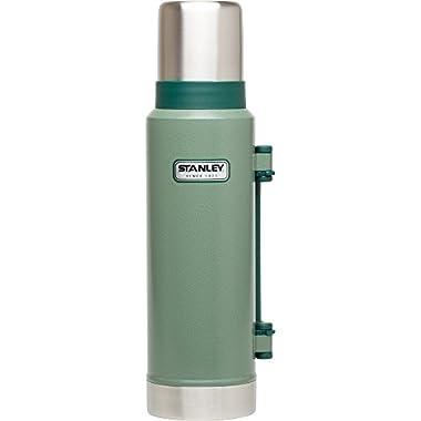 Stanley Classic Vacuum Bottle 1.4QT Hammertone Green