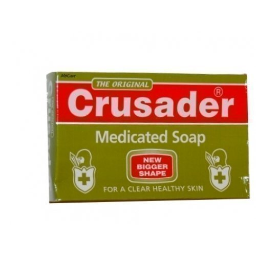 Crusader Medicated Soap - Pack Of 6
