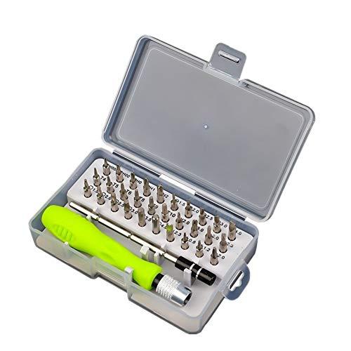 CPH20 Juego de destornilladores de 32 piezas, herramienta de eliminación de cuadernos para teléfonos móviles y otros dispositivos electrónicos