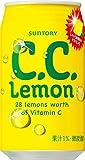 サントリー C.C.レモン 350ml×24本