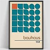 Bauhaus Poster Kunstausstellung Poster Drucke Moderne
