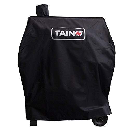 TAINO Hero XXL Abdeckung Haube Regenschutz für Smoker Holzkohlegrill BBQ GRILLWAGEN Griller