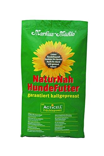 Markus Mühle NaturNah Hundefutter - 2 x 15kg