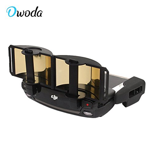 O'woda Faltbarer Signalverstärker Parabolisches Antennensignal Reichweitenverstärker Fernsteuerungssignal verbessern für DJI Mavic PRO / Spark / Mavic AIR / Mavic 2
