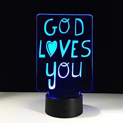 Jiushixw 3D acryl nachtlampje met afstandsbediening van kleur veranderende tafellamp kleine rode tafellamp Mops geometrische tafellamp luiertafellamp nieuw nachtlamp Millennium Falcon lamp Lampara