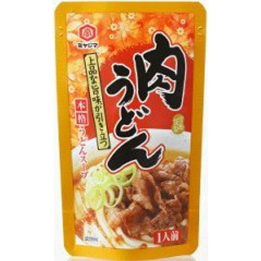 Keysystem 4902970556104 <Due Date Attention> 【case Selling】 Meat Udon Soup (Concentrated) Clear