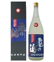 亀の海 純米大吟醸 美山錦 1800ml 土屋酒造店