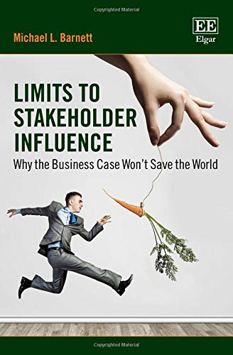 Download Limits to Stakeholder Influence: Why the Business Case Won't Save the World 1788970683