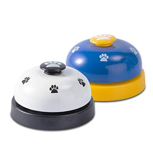 Esteopt Pet Dog Training Bells, Pet Doorbells Dog Potty Toilet Training...