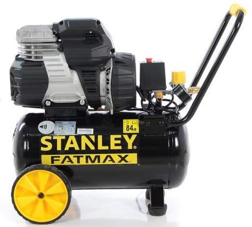 Compresseur silenziato S244/24 8bar 24lt 1.5HP FatMax Stanley