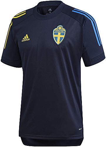 adidas Herr Adidas Svff Sverige Tr Jsy tröjor Nindig S