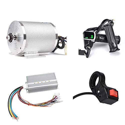 Electric Scooter Motor 48V 2000W Mi…