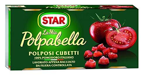 Star La mia polpabella polpa Pomodoro Tomatenpulpe Tomaten sauce 3x 400g