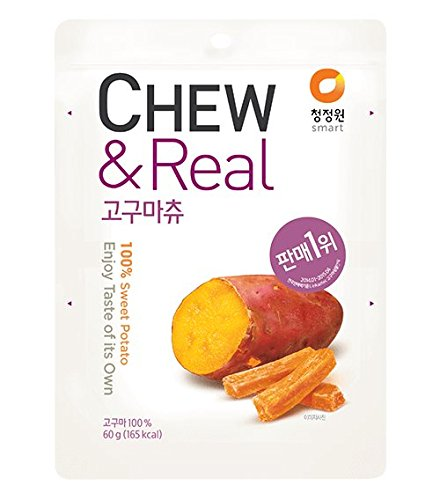 Chung Jung One Chew & Real Sweet Potato (15 Pack)