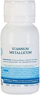 Stannum METALLICUM 1M - 750 Pellets (1Oz)