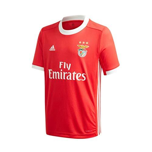 adidas SL Benfica Primera Equipación 2019-2020 Niño, Camiseta, Benfica Red, Talla 152